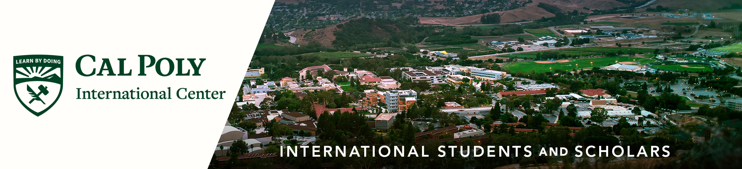 International - Cal Poly San Luis Obispo